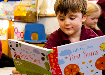 English children's books in Basel