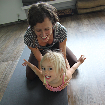 Toddler and Family Yoga in Basel